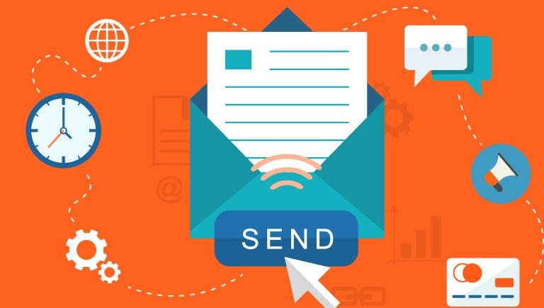 Email marketing campaign for Pakistan ($30 | PKR  3000