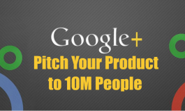 Google plus marketing campaign ($20 | PKR. 2000)