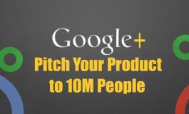 Google plus marketing campaign ($20 | PKR. 2000)