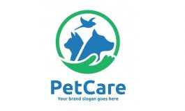 Pet care logo ($5 | PKR.500)
