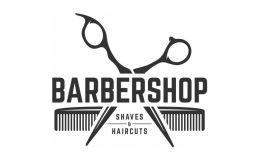 Barbershop vintage logo ($5 | PKR.500)