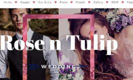 Awesome Wedding Template ($17 | PKR. 1700)