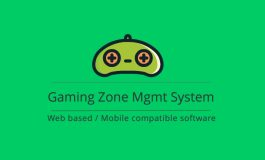 Gamezone management system (Cloud based application)