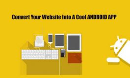 Convert your website into an android APP ($40 | PKR.4000)