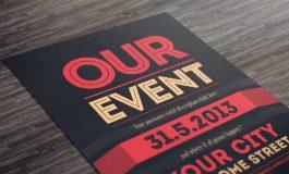 Corporate Flyer, Postcard, Brochures ($15 | PKR.1500)