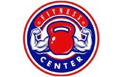 Fitness sport logo ($5 | PKR.500)