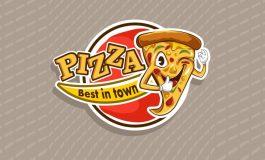 Pizza logo for food industry ($5 | PKR.500)