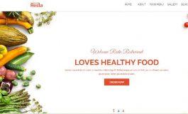 Resta - Restaurant WordPress Theme ($39 | PKR.3900)