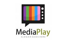 Creative media logo ($5   PKR.500)