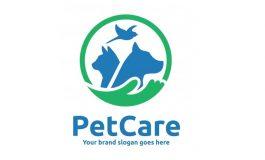 Pet care logo ($5 | PKR.500)