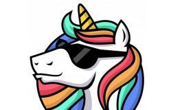 Rock Unicorn Mascot Design ($5 | PKR.500)