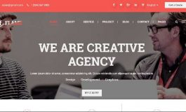 Corporate, Business, Agency HTML5 ($14 | PKR. 1400)