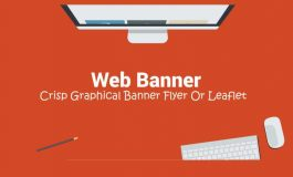 Crisp graphical banners for your website ($5 | PKR.500)