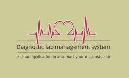 Diagnostic lab management system
